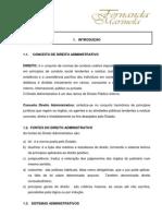 ROTEIRO.REGIME JURÍDICO ADMINISTRATIVO.25.01