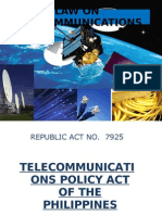 Law on Telecommunications