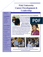 Career Development and Leadership Highlights