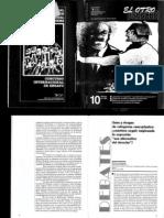 Roberto Bergalli - El uso y riesgos de categorías conceptuales