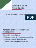 EL PROBLEMA DE INVESTIGACIÒN