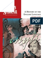History of English Language TMS