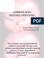 1. Ontogenesis Sistema Nervioso (1)
