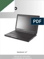 Manual e Certificado de Garantia Philco