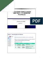 Treinamento Ferramentas Ishikawa e 5 porquês - AULA FGS [Modo de Compatibilidade]