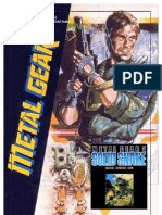 Metal Gear e Metal Gear 2 Solid Snake HD v.1.0