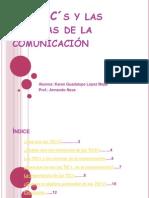 Las Tics y Las Ciencias de La Comunicacion