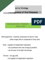 Introduction to Virology AU0311WE