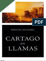 Cartago en Llamas - Emilio Salgari