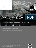 Analisis Efek Priming Media