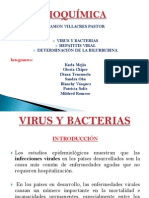Tutoria Virus Bacterias HEPATITIS BILIRRUB