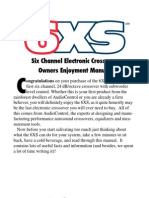 6XS Owners Manual