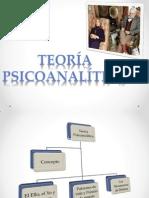 Teoría Psicoanalítica