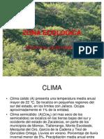 Zona Ecologica Tropical Subhumeda