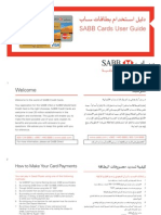 SABB Credit Card User Guide