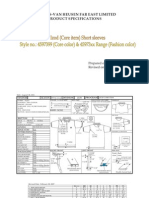Manual - Izod Core Item - Style 4597399 and 459733xx Range (