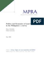 MPRA Paper 23394