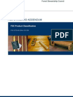 FSC-STD-40-004a V2-0 en FSC Product Classification