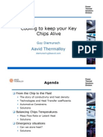Cooling Key Chips Presentation