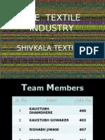 Textile Industry Pqm(Vivek Kolhi)