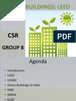 CSR Green Building