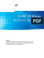 EonStor DS Solutions in Data Center