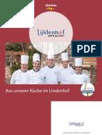 Wellnesshotel Lindenhof in Südtirol - Kochbuch
