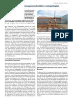 """Beitrag zu """"Cofraplus 220"""" in Specialmagazin """"Einkaufszentren"""" von Ernst & Sohn"""