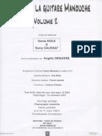 [JAZZ GUITAR] - Les Astuces de La Guitare Manouche Vol.2 - Tabs(1) Copy