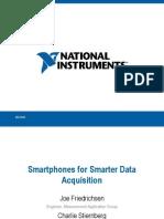 TS3243-TD Smart Phones for Smarter Data Acquisition