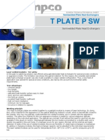 T PLATE P SW