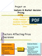 Break Even Analysis & Pricing Decision-ppt