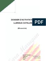 7. Dossier de 99 Exercicis Llengua Catalana Curs PPA