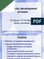 UNDP - Capacity Development Process Binh Dinh WSSP