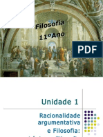UNIDADE 1 - Capítulo II Noções de Lógica Formal - a lógica proposicional