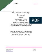DC Hi-Pot Testing Rev 1