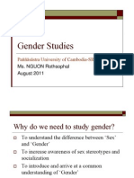 Sexuality heterosexuality and gender hierarchy