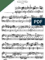 Haydn-Piano Sonate No.34