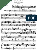 Haydn-Piano Sonate No.38