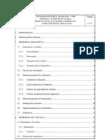 INSTALAÇÃO ELÉTRICA RESIDENCIAL NORMA DE PROJETO, NBR 54102005 - UNIVERSIDADE FEDERAL DE RORAIMA – UFRR