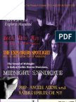 Paranormal Explorer Magazine - October Issue