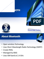 Bluetooth and BlueZ