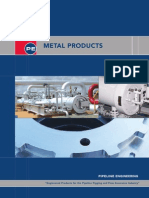 Metal Products Brochure