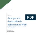 Guia Para El Desarrollo de Aplicaciones WEB Basada MoProSoft