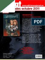 Novedades Glénat Octubre 2011 (Castellano)