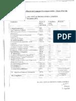 Corp Gov Report 31-12-2010