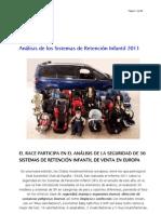 Informe Europeo SRI RACE 2011