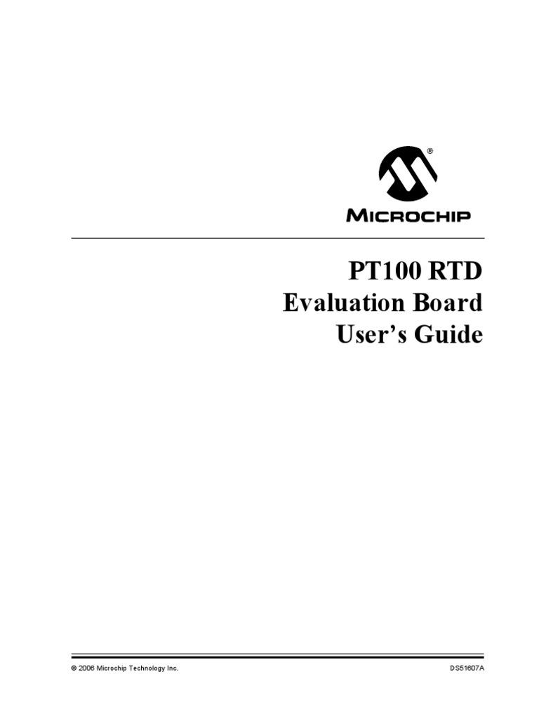 Pt100 Amplifier Analog To Digital Converter Compensation Circuit For Rtd Temperature Sensor