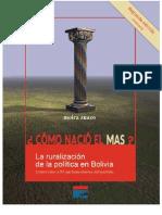 ¿Cómo nació el MAS? La ruralización de la política en Bolivia