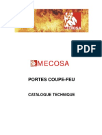 Catalogue Tecnique 2011 (Français)